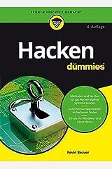 Hacken fur Dummies (Für Dummies) (German Edition) Paperback