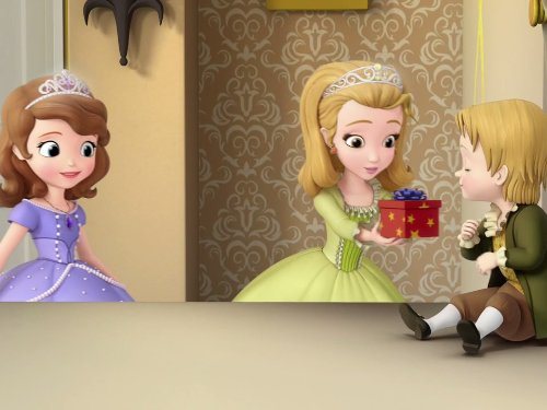 Two Princesses and a Baby ()