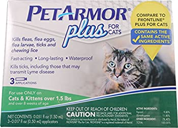 Top Flea & Tick Drops For Cats