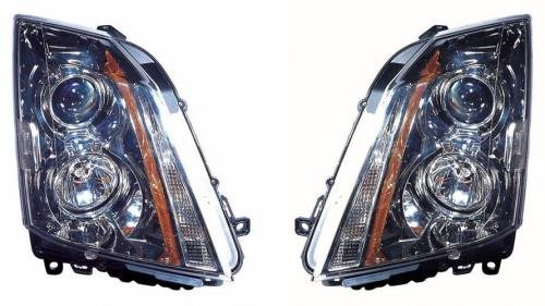 cadillac cts headlight cover - 2