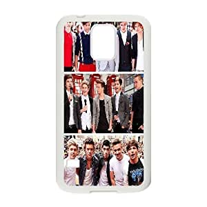 Bloomingbluerose To Give Respect To One Direction Click Through On This Pin To RespectPoint. Samsung Galaxy S5 Cases For Girls Protective, Cell Phone Case For Samsung Galaxy S5 [White]