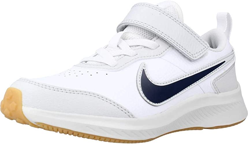 Nike Varsity Leather Ps Trainers Boys