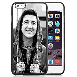 Unique and Fashionable Iphone 6 Plus Case Design with Austin Carlile Black TPU case for iphone 6 Plus 5.5 Inch