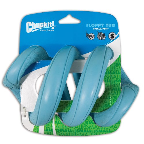 Petmate Chuckit! Floppy Tug, Small, Assorted