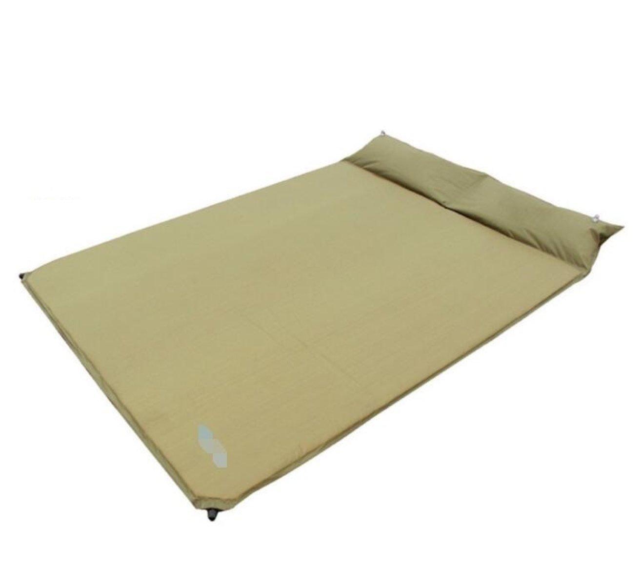 Doppelte Automatische Aufblasbare Pad Kissen Outdoor Zelt Schlafmatte Moisture Pad,A2