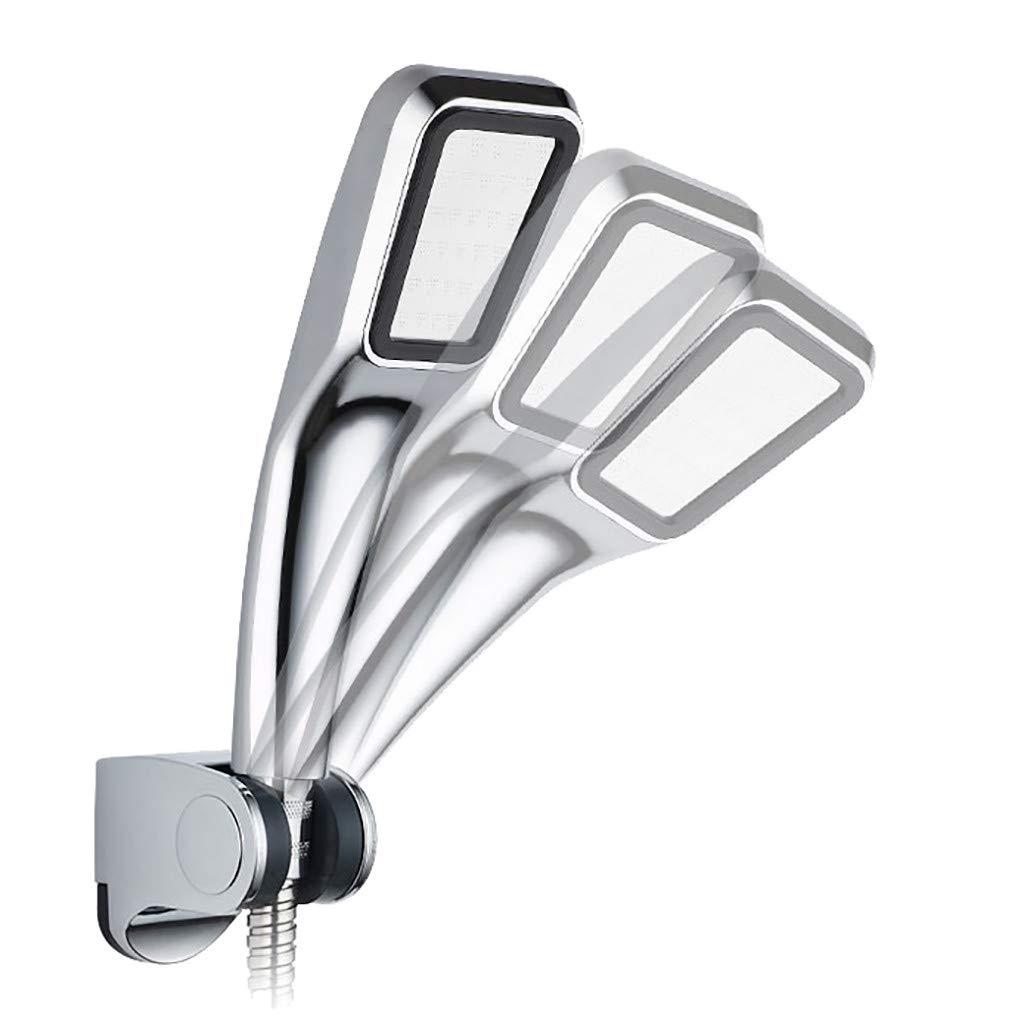 Mr.Macy Shower Head Handset Holder Chrome Bathroom Wall Mount Adjustable Bracket by Mr.Macy (Image #5)