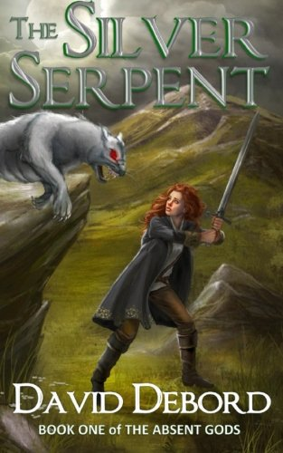 book cover of The Silver Serpent