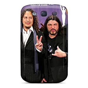 Fashionable Style Case Cover Skin For Galaxy S3- Metallica
