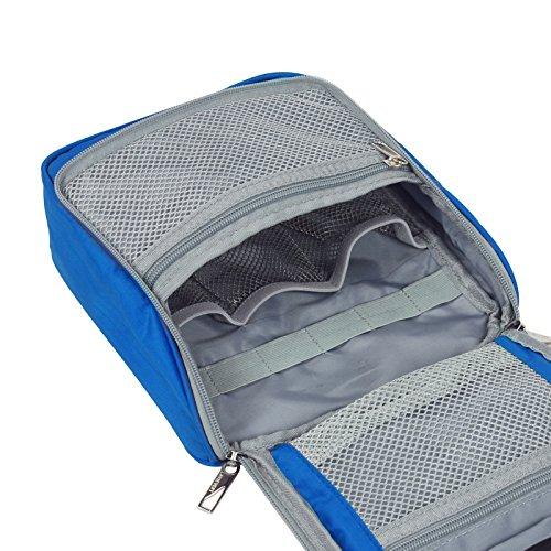 e4e2a0041b Lavievert Toiletry Bag   Portable Travel Organizer   Household Storage Pack    Bathroom Makeup or Shaving