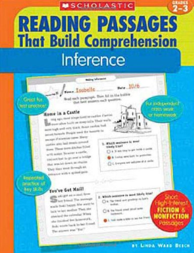 Amazon.com: Inference (Reading Passages That Build Comprehension ...