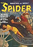 The Spider - The Devil's Paymaster