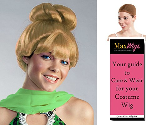 Tinkerbell Fairy Color Blonde - Enigma Wigs Women's