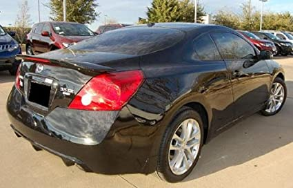 Nissan Altima Coupe Spoiler 08+ Factory Style Wing Unpainted Primer