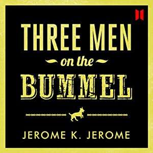 Three Men on the Bummel Audiobook