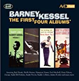 The First Four Albums (Easy Like/Kessel Plays Standards/To Swing Or Not To Swing/Music To Listen To -  Barney Kessel