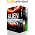 Alien Disaster Trilogy: Alien Disaster, Moon Dust & Lethal Planet