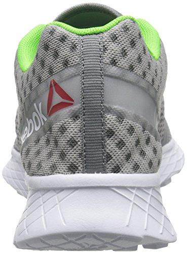 Solar Grey Athletic Speedpak Flat Grey Green Steel Course Sublite Reebok Tin Chaussure White MT de 7S17HUq