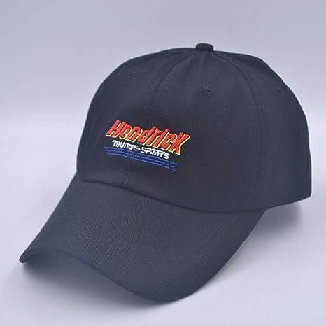 Daccy Sombrero Europeo Femenino y Letras Americanas Hendrick Soft ...