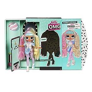 Candylicious Vestidor - muñecas lol surprise omg serie 2