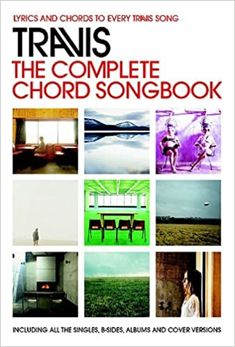 Travis The Complete Chord Songbook Sheet Music For Lyrics Chords