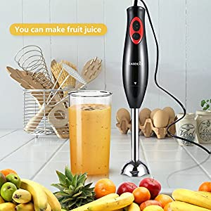 Easehold Hand Blender and Milk Frother