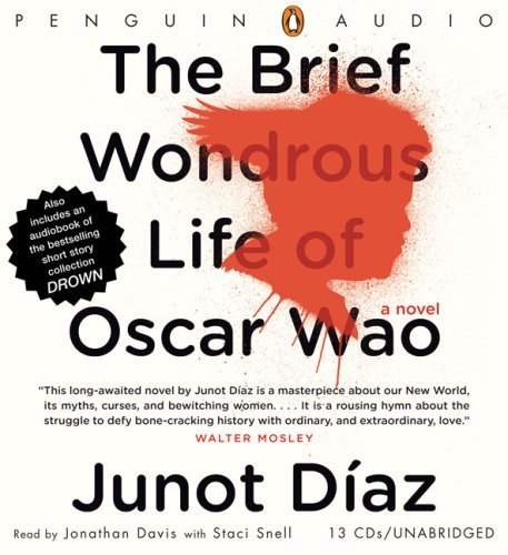 The Brief Wondrous Life of Oscar Wao by Penguin Audio