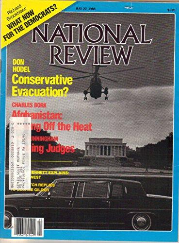 National Review Magazine, Vol. XL, No. 10 (May 27, 1988)
