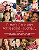 img - for Rutter's Child and Adolescent Psychiatry by Sir Michael Rutter (2010-10-01) book / textbook / text book