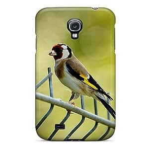 High Impact Dirt/shock Proof Case Cover For Galaxy S4 (beautiful Bird) wangjiang maoyi
