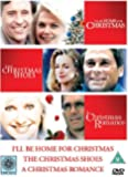 Christmas Box Set - Christmas Shoes/A Christmas Romance/I'll Be Home For Christmas [DVD]