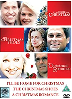 christmas box set christmas shoesa christmas romanceill be home - The Night They Saved Christmas Dvd