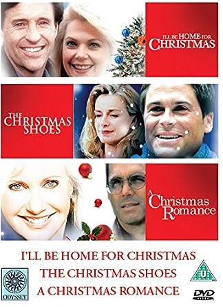 Ill Be Home For Christmas Dvd.Christmas Box Set Christmas Shoes A Christmas Romance I Ll