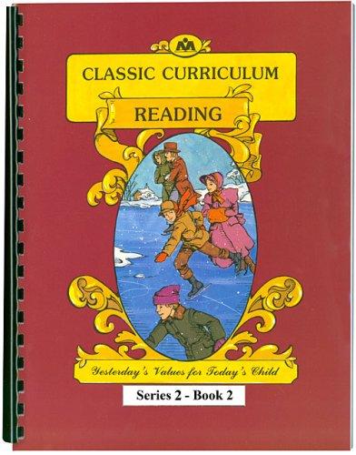 Read Online Classic Curriculum Reading Workbook Series 2 - Book 2 (Classic Curriculum: Reading, Series 2) ebook