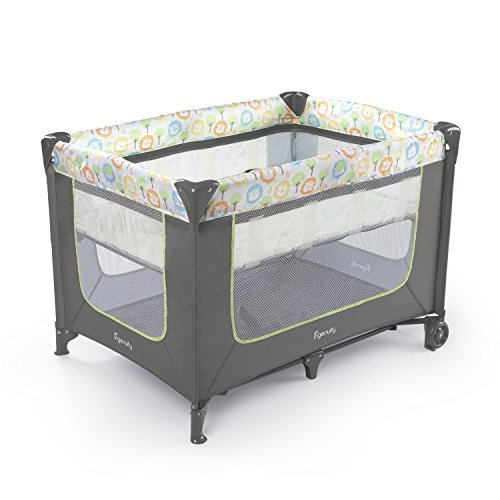 Ingenuity Sunny Snuggles Playard Review
