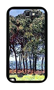 Pine Trees (Monet) - Case for Samsung Galaxy Note 2