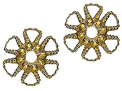 Luxury & Custom {6mm} of Approx 100 Individual Loose Small Size Scallop