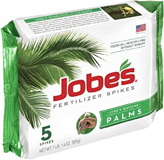 product image for JOBES PALM FERT SPIKES (Pkg of 5)