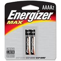 ENERGIZER E96BP-2 AAAA Alkaline Cell Battery - 595 mAh - AAAA - Alkaline - 1.5 V DC / E96BP2ENE /