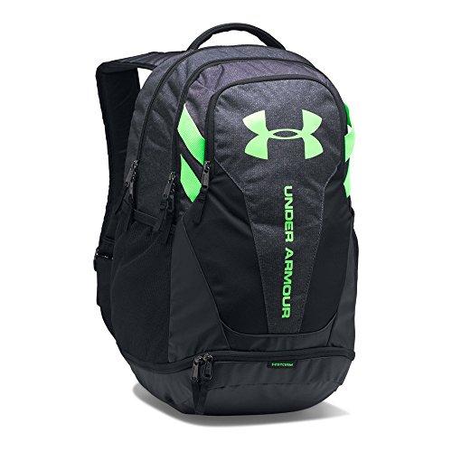 2017 Back-to-School Popular Backpacks Teens & Tweens - Under Armour Hustle 3.0 Backpack, Stealth Gray/Black