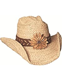 Bullhide Hats 2130 Sassy Cowgirl Collection Sunset Natural Cowboy Hat