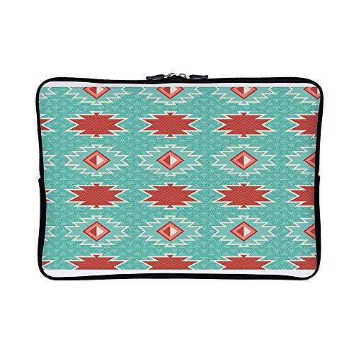 DKISEE Tiger Stripe Neoprene Laptop Sleeve Case Waterproof Sleeve Case  Cover Bag for MacBook Notebook 7ef4bf60f44