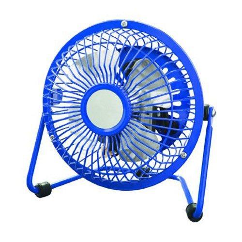 Westpointe HVF4-RPBlue 4-Inch High Velocity Personal Fan, Blue
