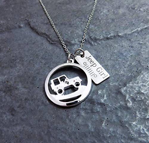 Thing need consider when find jeep necklace for women?