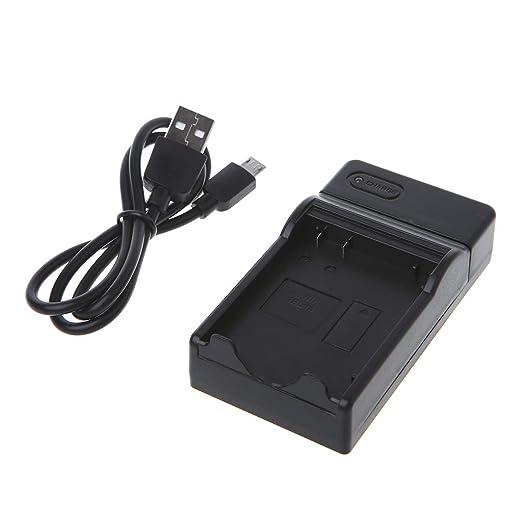 Gszfsm001 - Cargador de batería para Nikon EN-EL14 Coolpix P7000 ...