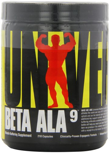 Universal Nutrition Beta Ala9 210 Count product image