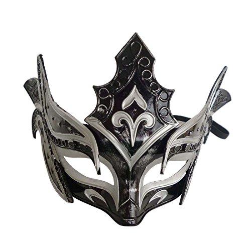 Optimus Prime 3d Costume (Powerful Vintage Roman Gladiators Warrior Venetian Masquerade Mask Costume Accessory)