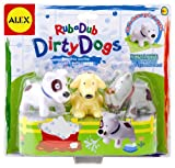 : Dirty Dogs Bath Toys
