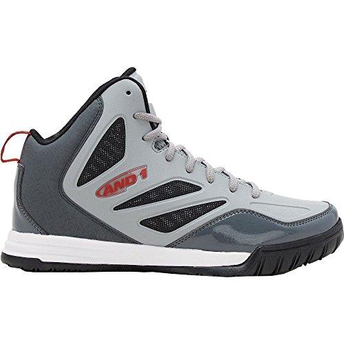 (アンドワン) AND1 レディース バスケットボール シューズ?靴 AND1 Tactic Basketball Shoes [並行輸入品]