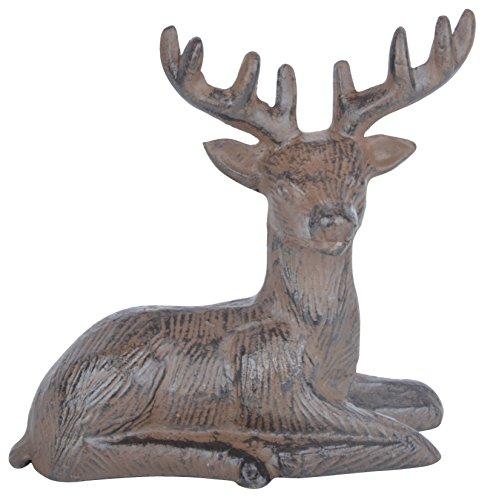 cast iron deer - 3
