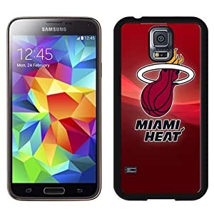 Easy use Cell Phone Case with Miami Heat NBA Logo For SamSung Note 2 Case Cover Wallpaper